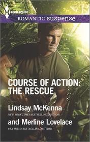 Course of Action: The Rescue: Jaguar Night / Amazon Gold (Harlequin Romantic Suspense, No 1815)