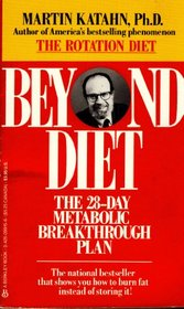 Beyond Diet: The 28-Day Metabolic Breakthrough Plan