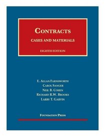 Cases and Materials on Contracts - Casebook Plus (University Casebook Series)