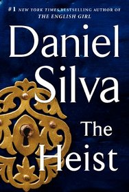 The Heist (Gabriel Allon, Bk 14)