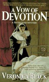 A Vow of Devotion (Sister Joan, Bk 5)