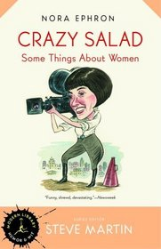 Crazy Salad : Some Things About Women (Modern Library Humor and Wit)