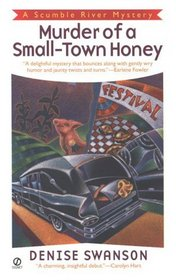 Murder of a Small-Town Honey (Scumble River, Bk 1)