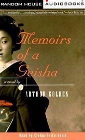 Memoirs of a Geisha (Audio Cassette) (Abridged)