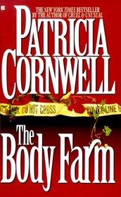 The Body Farm (Kay Scarpetta, Bk 5) (Audio Cassette)