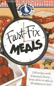 Fast Fix Meals (Gooseberry Patch)