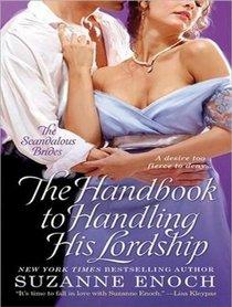 The Handbook to Handling His Lordship (Scandalous Brides)