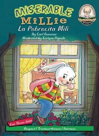 Miserable Millie / La Pobrecita Mili / with CD (Another Sommer-Time Story Bilingual)