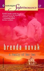 A Family of Her Own (Dundee, Idaho, Bk 3) (Harlequin Superromance, No 1195)