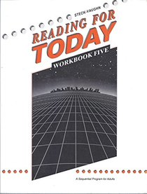 Reading for Today Workbook 5 (Reading for Today)