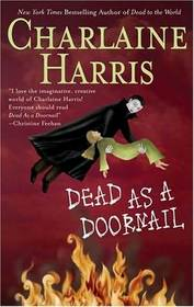 Dead as a Doornail (Sookie Stackhouse, Bk 5)