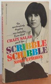 Scribble, Scribble