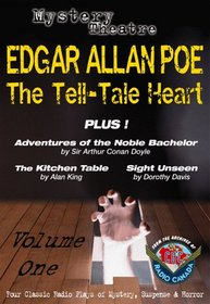 The Tell-Tale Heart, Plus 3 other Tales of Mystery, Suspense