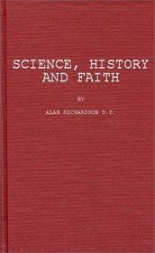 Science, History, and Faith