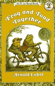 Frog and Toad Together I Can Read Book