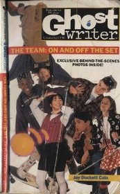 TEAM, THE : ON AND OFF THE SET (Ghostwriter)