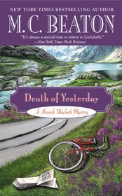 Death of Yesterday (Hamish Macbeth, Bk 28)