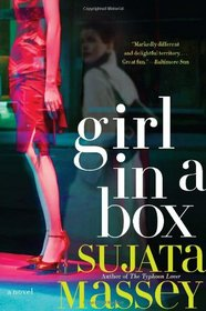 Girl in a Box (Rei Shimura, Bk 9)