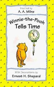 Winnie-The-Pooh Tells Time