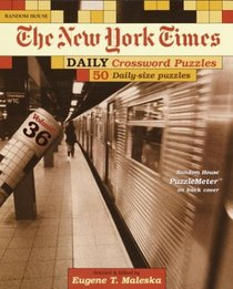 New York Times Daily Crossword Puzzles, Volume 36 (NY Times)