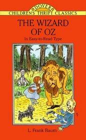 The Wizard of Oz (Abridged) (Oz Series #1)
