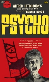 Psycho : Hitchcock's all-time Classic Chiller