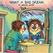 What a Bad Dream (A Golden Look-Look Book) (Little Critter)