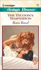 The Tycoon's Temptation (Harlequin Romance, No 3705)