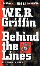 Behind the Lines (Corps, Bk 7) (Audio MP3 CD) (Unabridged)