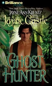Ghost Hunter (Harmony, Bk 3) (Audio CD) (Abridged)
