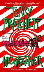 Hogfather (Discworld, Bk 20)