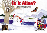 Is It Alive? (Learn to Read Science Series; Life Science; Emergent Reader Level 1)