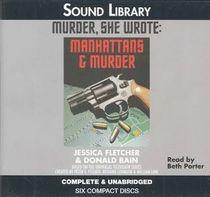 Murder, She Wrote: Manhattans and Murder (Book #2)