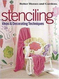 Stenciling: Ideas & Decorating Techniques