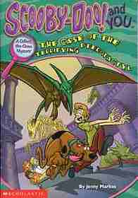 Scooby-Doo! and You: The Case of the Terrifying Pterodactyl (A Collect the Clues Mystery)
