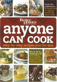 Anyone Can Cook (Better Homes)