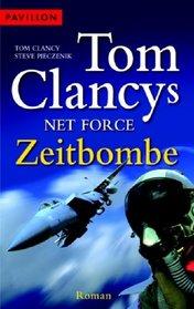 NetForce 04. Zeitbombe - Net Force