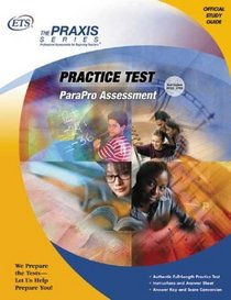 ParaPro Assessment with Practice Test (Praxis Study Guides)