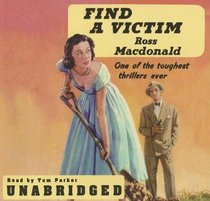 Find a Victim: A Lee Archer Novel