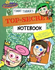 Timmy Turner's Top-Secret Notebook (Fairly OddParents)