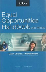 Tolley's Equal Opportunities Handbook