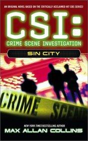 Sin City (CSI: Crime Scene Investigation, Bk 2)