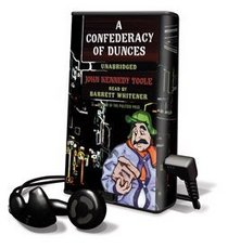 Confederacy of Dunces, A - on Playaway