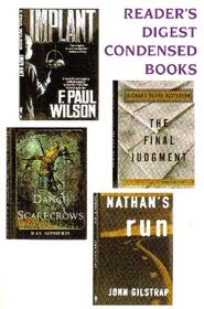 Reader's Digest Condensed Books 1996, Volume 3