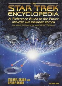 The Star Trek Encyclopedia (Star Trek: All)
