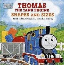 Thomas the Tank Engine Shapes and Sizes