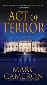 Act of Terror (Jericho Quinn, Bk 2)