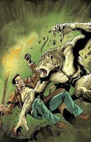 Jim Butcher?s The Dresden Files: Dog Men Signed Edition