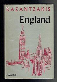 England: a travel journal,