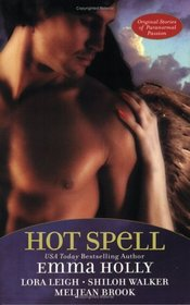 Hot Spell: The Countess's Pleasure / The Breed Next Door / The Blood Kiss / Falling for Anthony